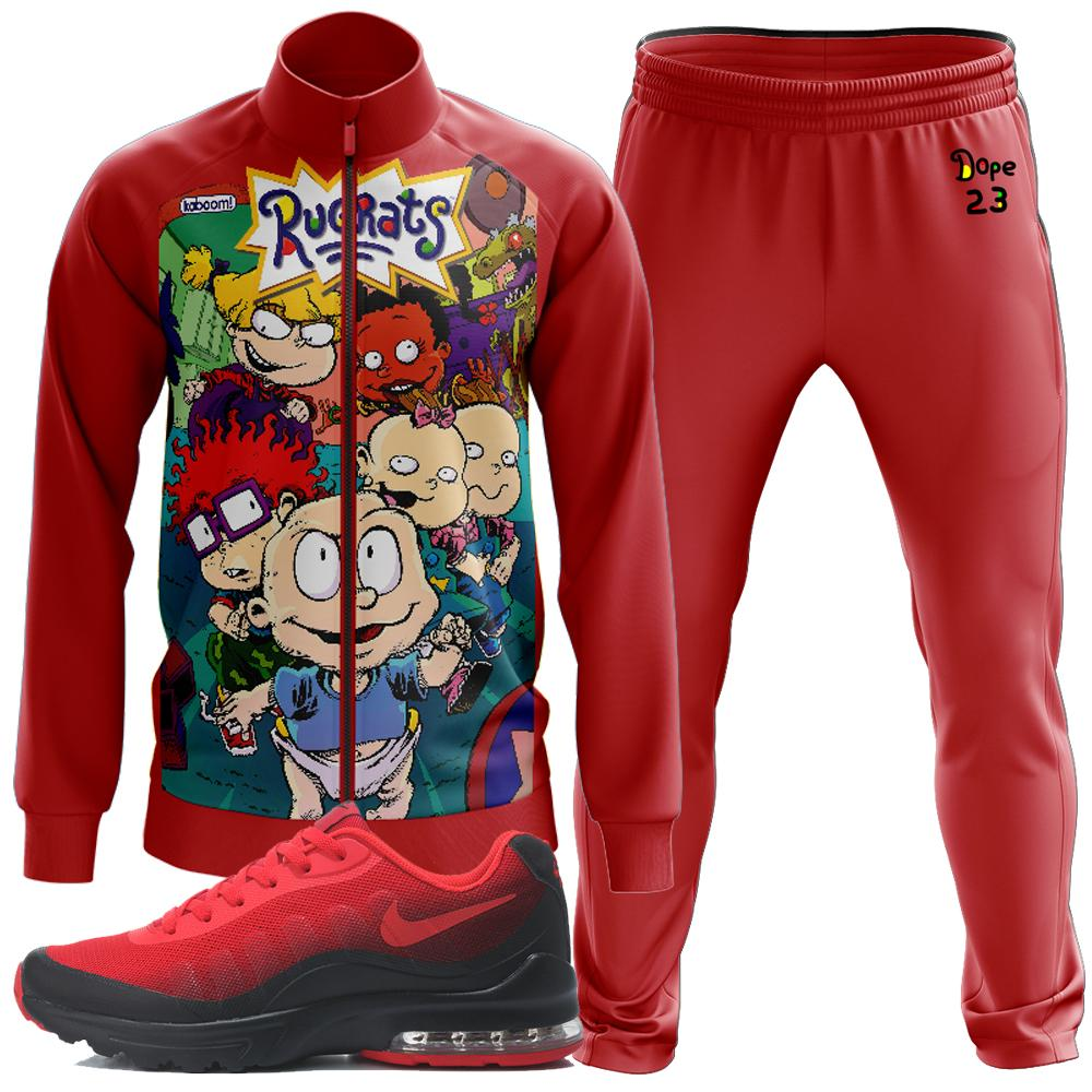 factory price 91f0a bf4d7 Rugrats Tracksuit - Red